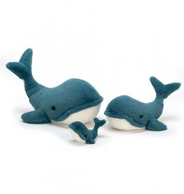 Jellycat Jellycat Wally Whale Tiny 5""