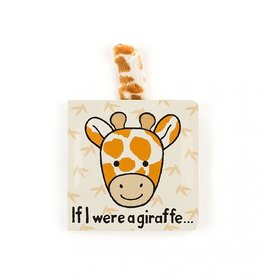 Jellycat Jellycat If I Were A Giraffe Book