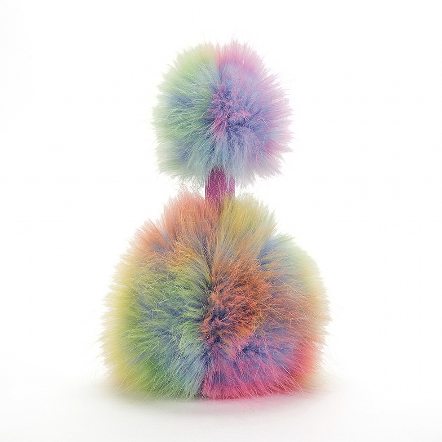 Jellycat Jellycat Pom Pom Rainbow Medium