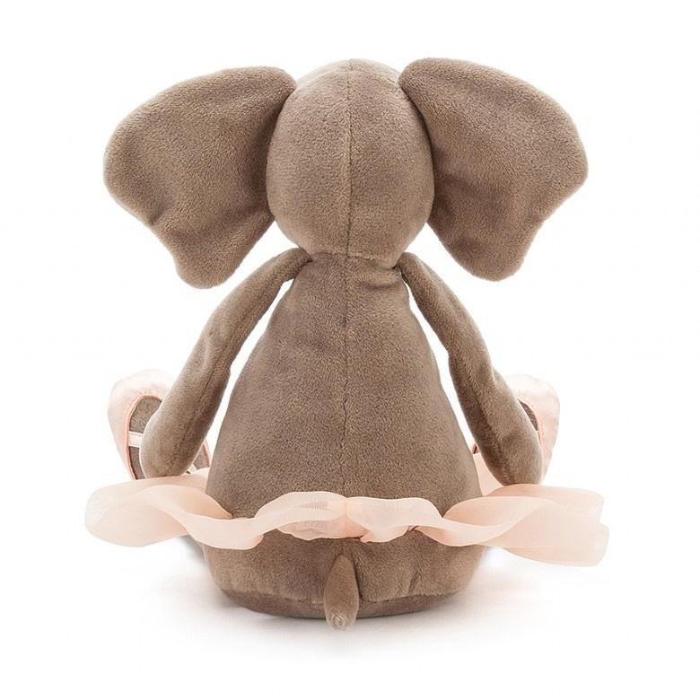 Jellycat Jellycat Dancing Darcey Elephant