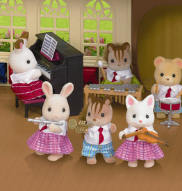 Calico Critters Calico Critters School Music Set