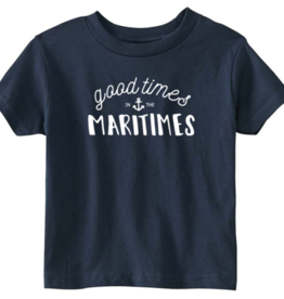 Pip + Daisy Good Times in the Maritimes T-Shirt Toddler Tee