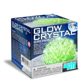 4M Glow In The Dark Crystal Growing