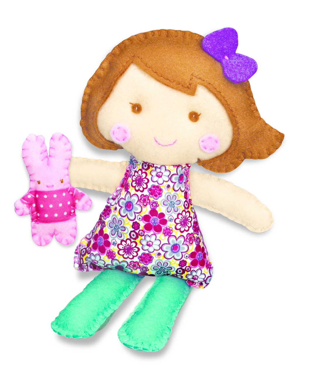 4M Stitch A Doll - Travel