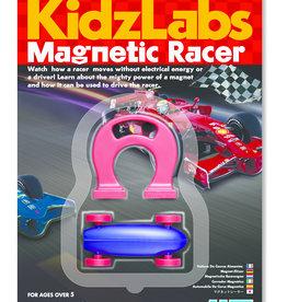 4M KidzLabs Magnetic Racer