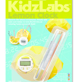 4M KidzLabs Lemon Clock