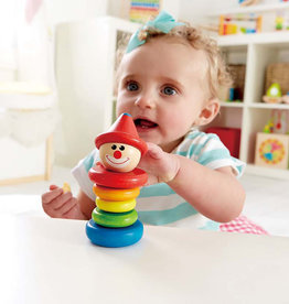 Hape Hape Happy Clown Rattle