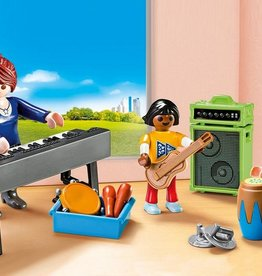 Playmobil Playmobil Music Class Carry Case