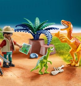 Playmobil Playmobil Dino Explorer Carry Case