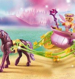 Playmobil Playmobil Unicorn-Drawn Fairy Carriage