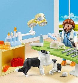 Playmobil Playmobil Vet Visit Carry Case