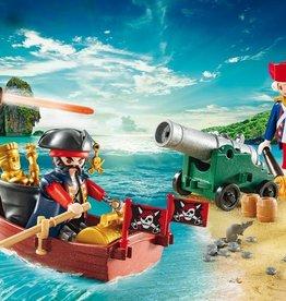 Playmobil Playmobil Pirate Raider Carry Case