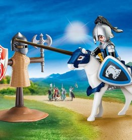 Playmobil Playmobil Knights Jousting Carry Case