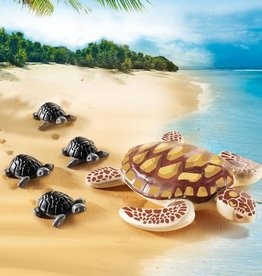 Playmobil Playmobil Sea Turtle with Babies