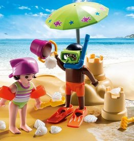 Playmobil Playmobil Children at the Beach