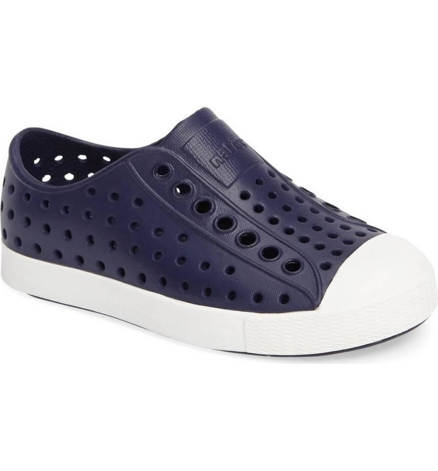 Native Shoes Native Jefferson Child Regatta Blue