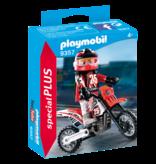 Playmobil Playmobil Motocross Driver