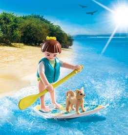 Playmobil Playmobil Paddleboarder