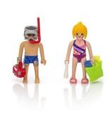 Playmobil Playmobil Beachgoers