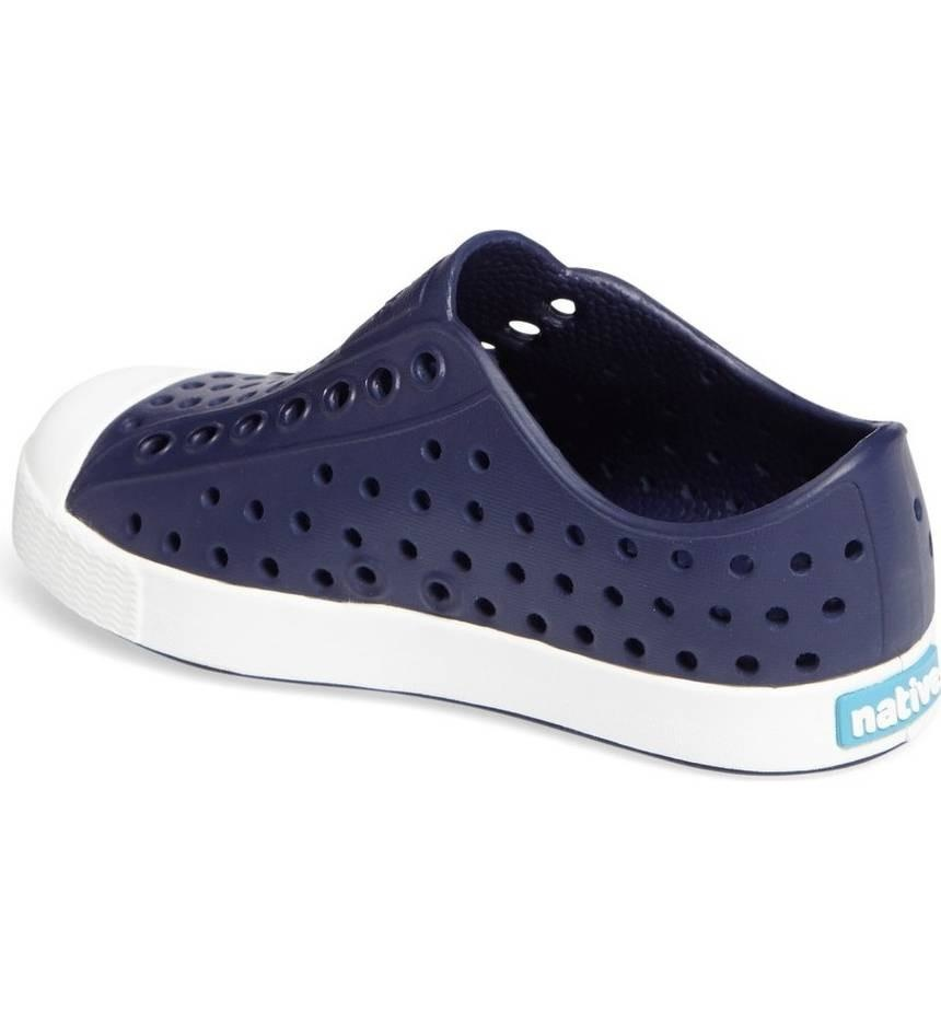 Native Shoes Native Jefferson Kids Regatta Blue