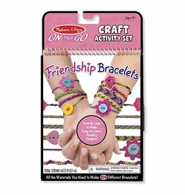 Melissa & Doug Melissa & Doug Craft Activity Set Friendship Bracelets
