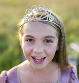 Great Pretenders Gold Glitter Tiara