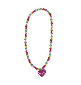 Great Pretenders Sparkle Spirited Heart Necklace