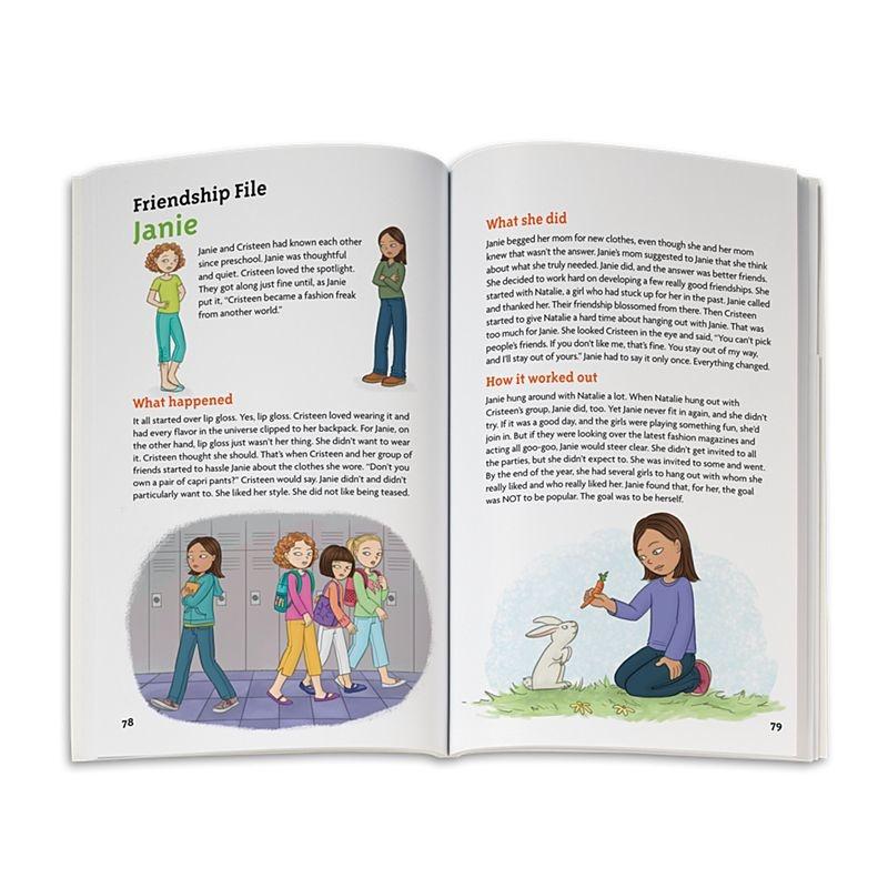 American Girl Publishing A Smart Girls' Guide:  Friendship Troubles