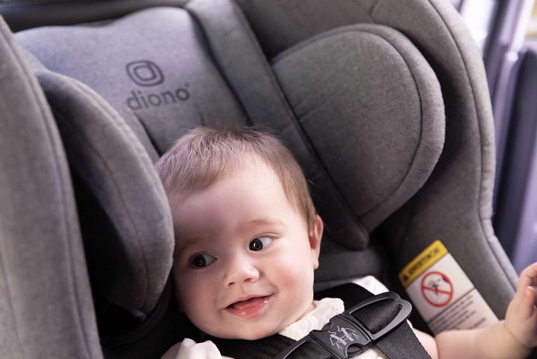 Diono Diono Rainier 2AXT Convertible Car Seat