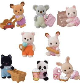 Calico Critters Calico Critters Baby Shopping Series