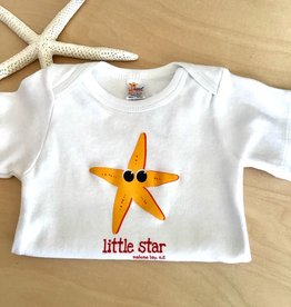 Tummy to Mummy TtM Baby Onesie, Little Star