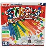 Roylco Straws & Connectors 230 pcs