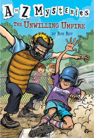 A to Z Mysteries The Unwilling Umpire