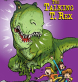 A to Z Mysteries The Talking T. Rex