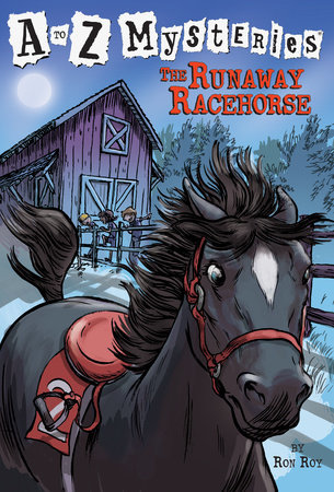 A to Z Mysteries The Runaway Racehorse