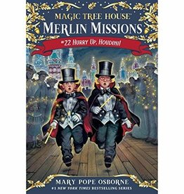 Magic Tree House Merlin Missions Hurry Up, Houdini MTHMM#22