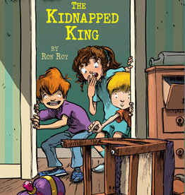 A to Z Mysteries The Kidnapped King