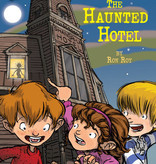A to Z Mysteries The Haunted Hotel