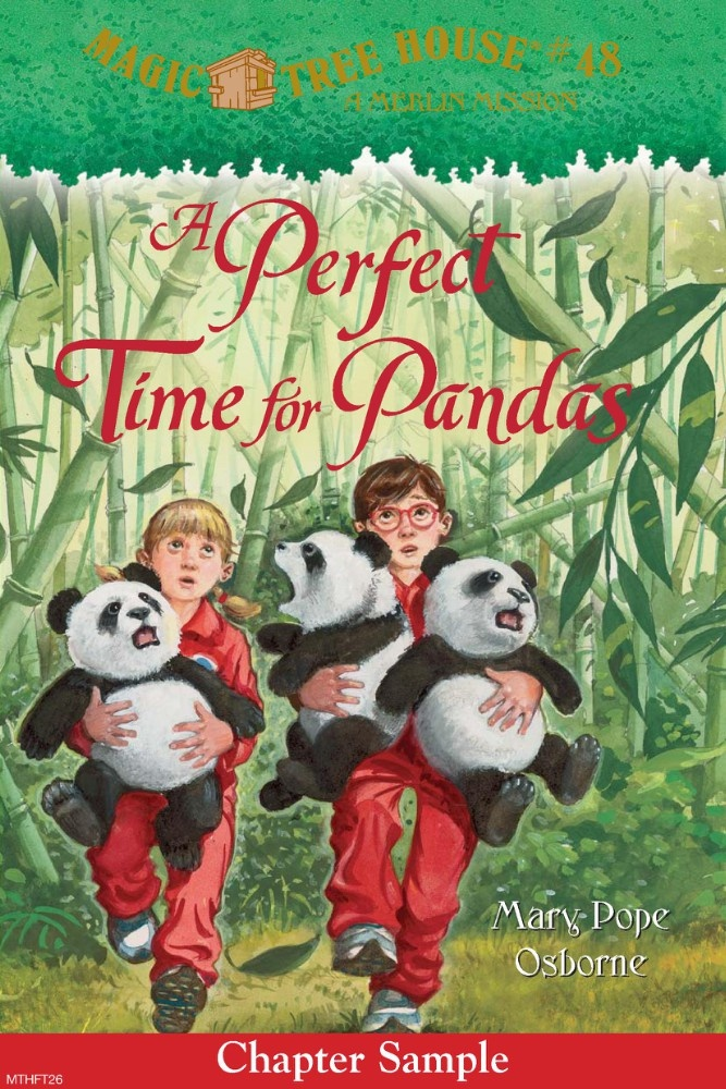 Magic Tree House Merlin Missions A Perfect Time for Pandas MTHMM#20