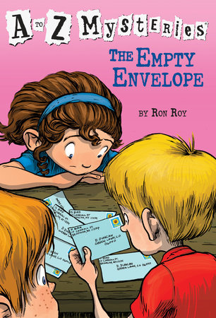 A to Z Mysteries The Empty Envelope