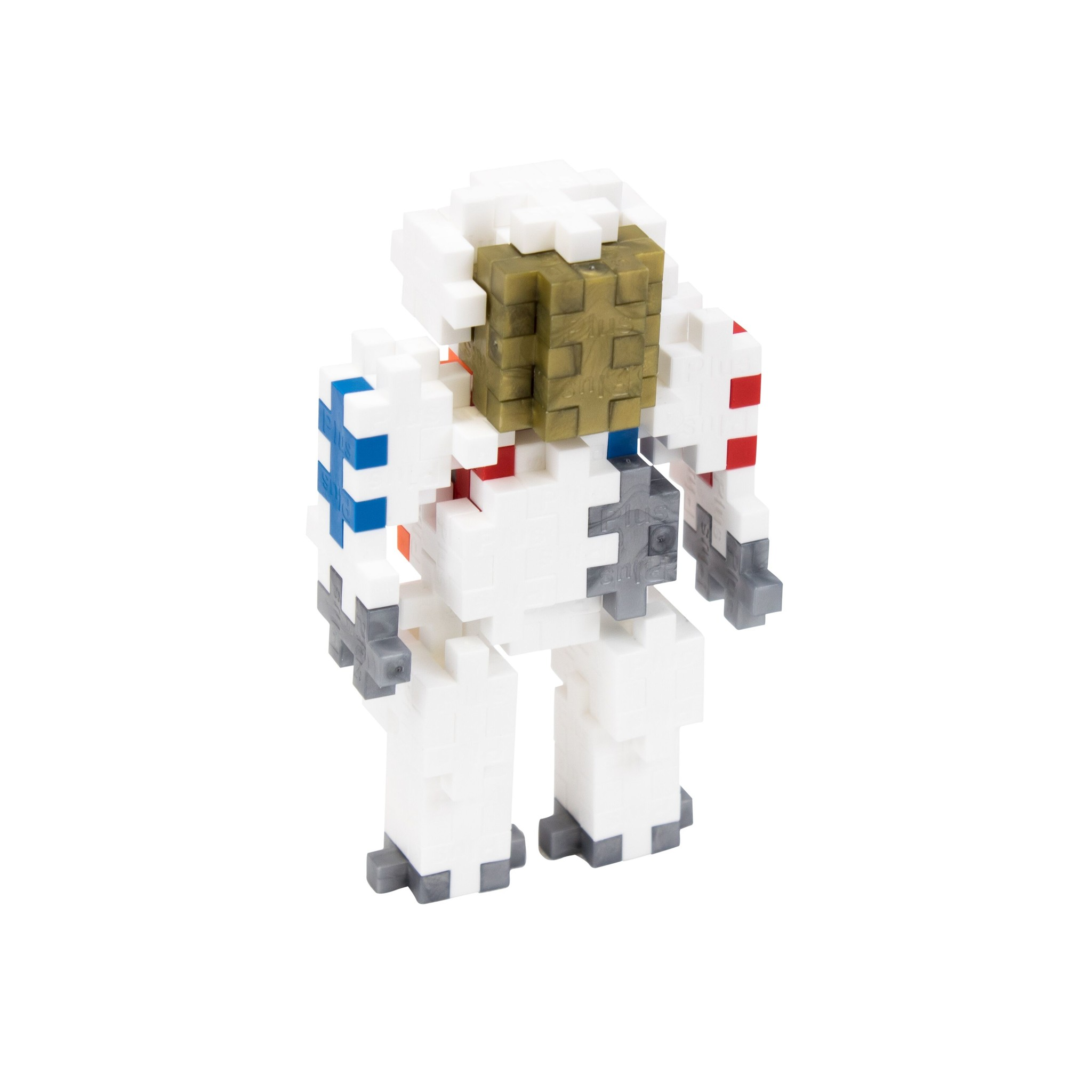 Plus Plus Plus Plus Tube Astronaut