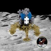 Plus Plus Plus Plus Tube Lunar Lander