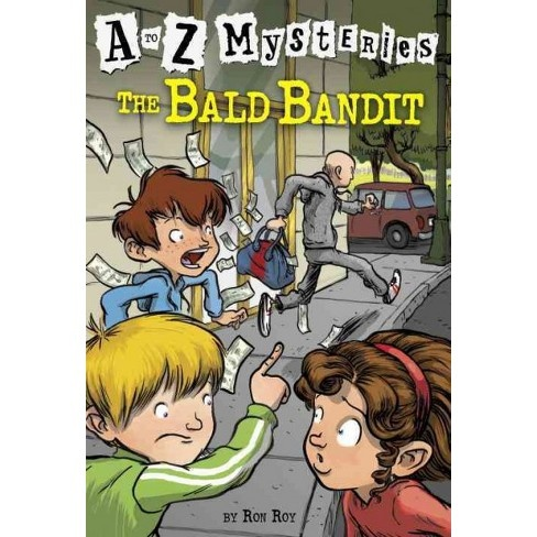 A to Z Mysteries Bald Bandit