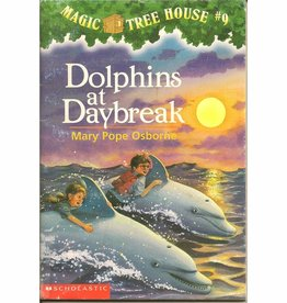 Magic Tree House Dolphins at Daybreak MTH #9