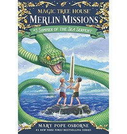 Magic Tree House Merlin Missions Summer of Sea Serpent MTHMM#3