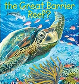 Who HQ Where is the Great Barrier Reef?
