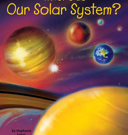 Who HQ Where is our Solar System?
