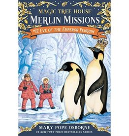 Magic Tree House Merlin Missions Eve of the Emperor Penguin MTHMM#12