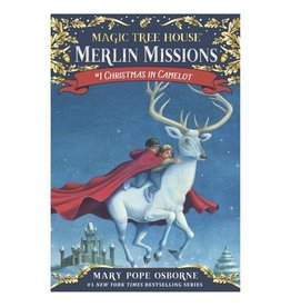 Magic Tree House Merlin Missions Christmas in Camelot MTHMM#1