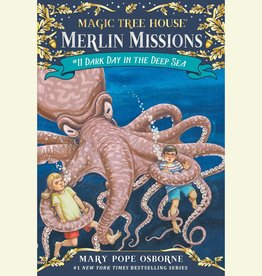 Magic Tree House Merlin Missions Dark Day in the Deep Sea MTHMM#11